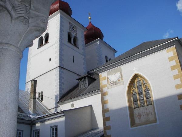 Benediktiner Stift Millstatt