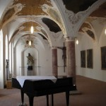 Bibliothekssaal Altes Schloss Herrenchiemsee