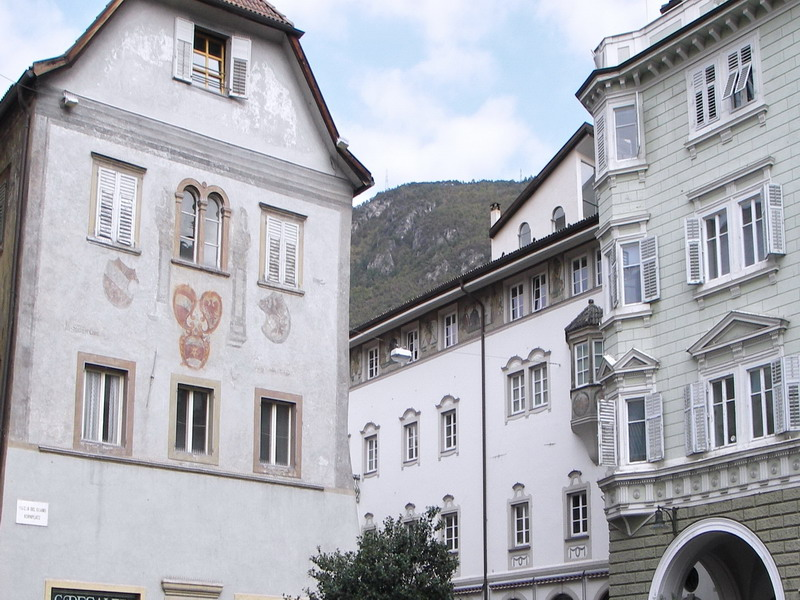 Bozen Waaghaus