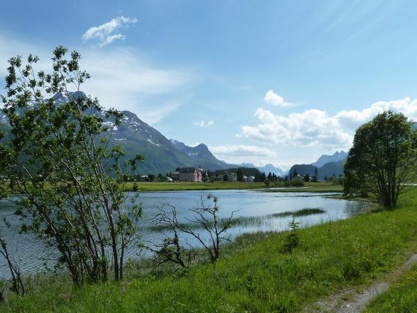 Oberengadiner Seenplatte