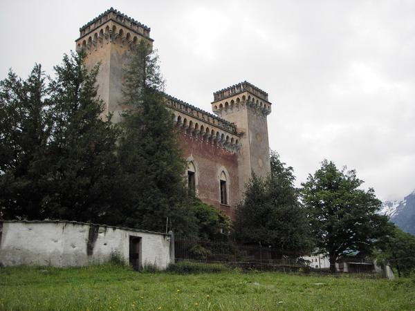 Palazzo Castelmur
