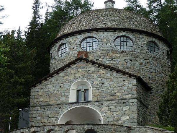 Rotunde Segantini St.Moritz