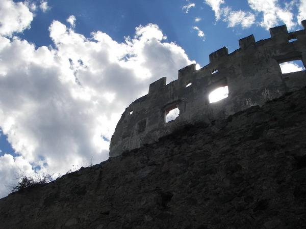 Schloss Ruine Lichtenberg